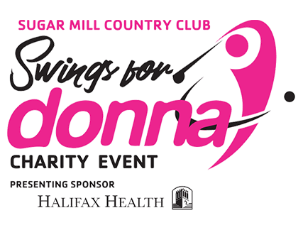 Sugar Mill Country Club's Swings for DONNA